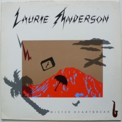 Laurie Anderson - Mister...