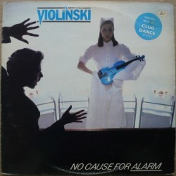 Violinski - No Cause For Alarm