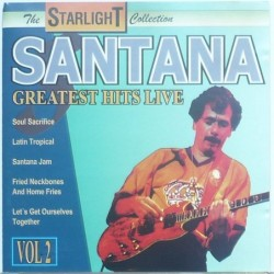 Santana - Greatest Hits –...
