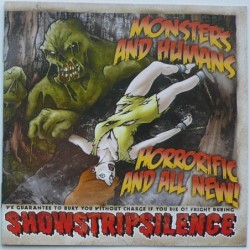 Showstripsilence - Monsters...