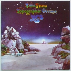 Yes - Tales From Topgraphic...
