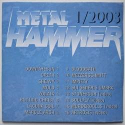 Składanka - Metal Hammer...