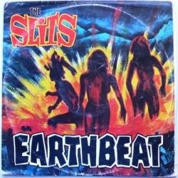 Slits, The - Earthbeat (12'')