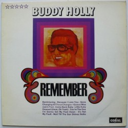 Buddy Holly - Remember