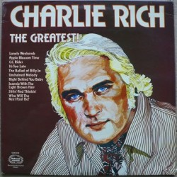 Charlie Rich - The Greatest!