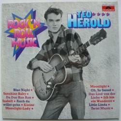Ted Herold - Rock'N Roll Music
