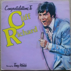 Tony Webb - Congratulations...
