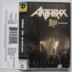 Anthrax - Live – The Island...