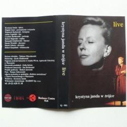 Janda Krystyna - Live w Trójce