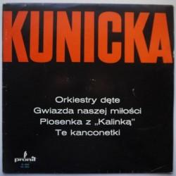Kunicka Halina - Orkiestry...