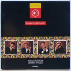 Level 42 - Running in the...