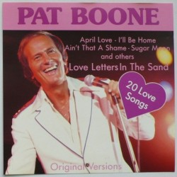 Pat Boone - 20 Love Songs