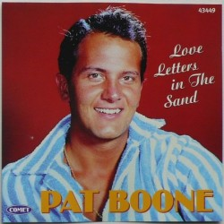 Pat Boone - Love Letters in...