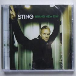 Sting - Brand New Day NOWA