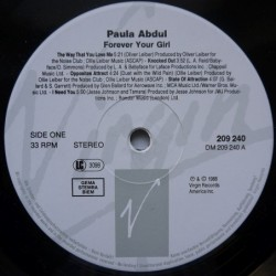 Paula Abdul - Forever Your...