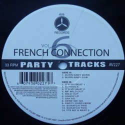 AV8 vol.6 - French Connection