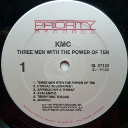 KCM - Three Men With The...