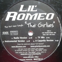 Lil' Romeo - The Girlies /...