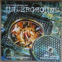 Goran Bregović - Underground