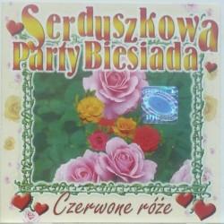 Czerwone róże - Serduszkowa...