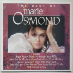 Marie Osmond - The Best of