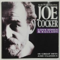 Joe Cocker - Love Songs &...