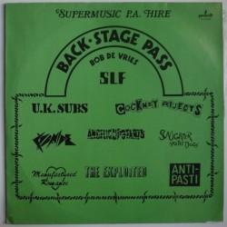 Składanka - Back-Stage Pass