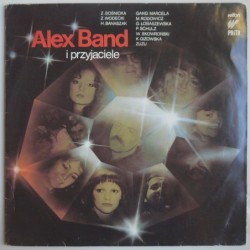 Alex Band i przyjaciele