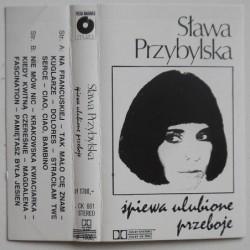Przybylska Sława - Śpiewa...