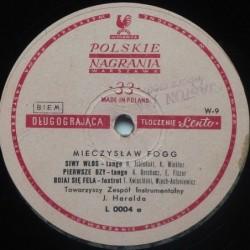 """Fogg Mieczysław - (10"""")"""