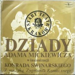 Adam Mickiewicz - Dziady w...