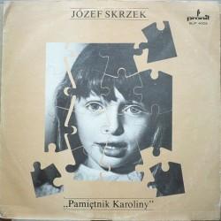 Skrzek Józef - Pamiętnik...