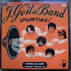 J. Geils Band, The  Showtime!