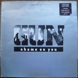 "Gun - Shame On You (12"")"