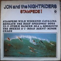 Jon and The Night Riders  -...