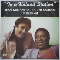 Dizzy Gillsepie and Arturo...