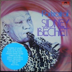 Sidney Bechet - Portrait of