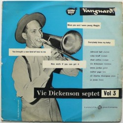 Vic Dickerson Septet - Vol. 3
