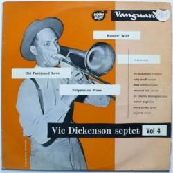 Vic Dickerson Septet - Vol. 4