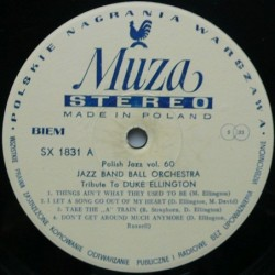 Jazz Band Ball Orchestra -...