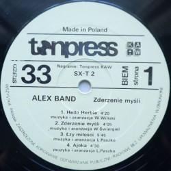 Alex Band - Zderzenie myśli