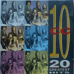 10 CC - 20 greatest hits