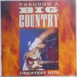 Big Country - Through a big...