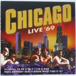 Chicago - Live '69