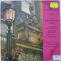 Lewandowski Jan - W miłości...