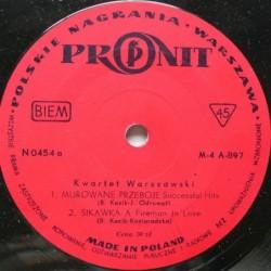 Kwartet Warszawski -...