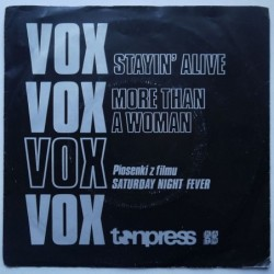 Vox - Stayin' Alive / More...