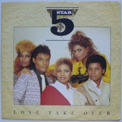 "5 Star - Love Take Over (12"")"