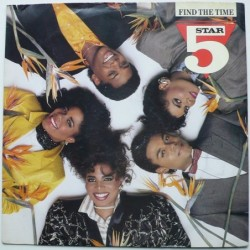 "5 Star - Find The Time (12"")"