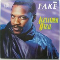 "Alexander O'neal - Fake (12"")"